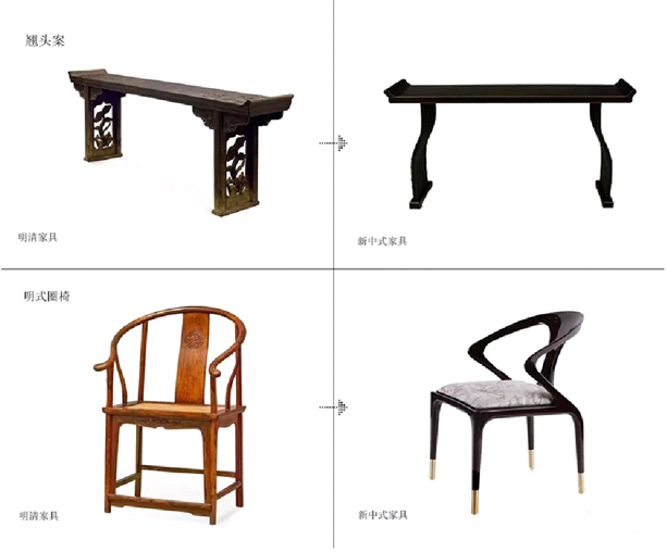 中式简约风格